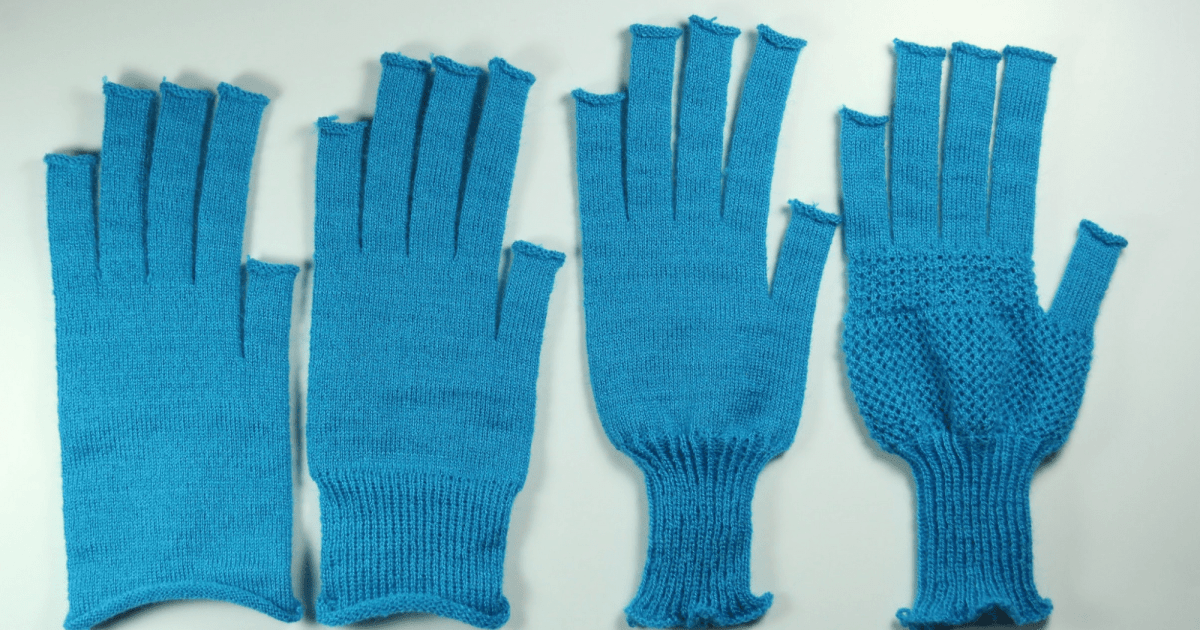 AI knitting system designs and creates garments 1