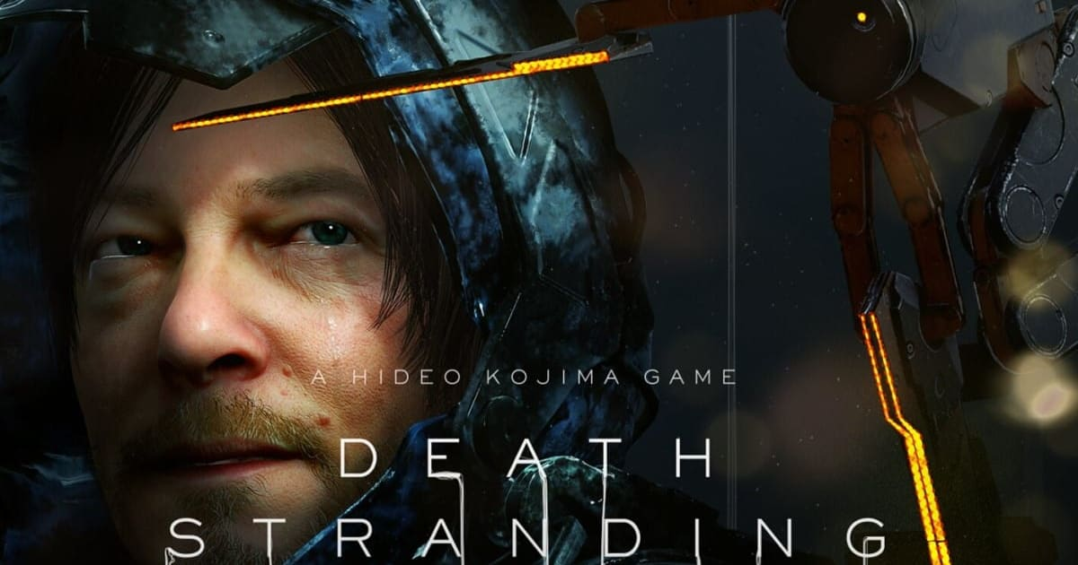 Watch this 'Heartman' cutscene to learn more about 'Death Stranding' 1