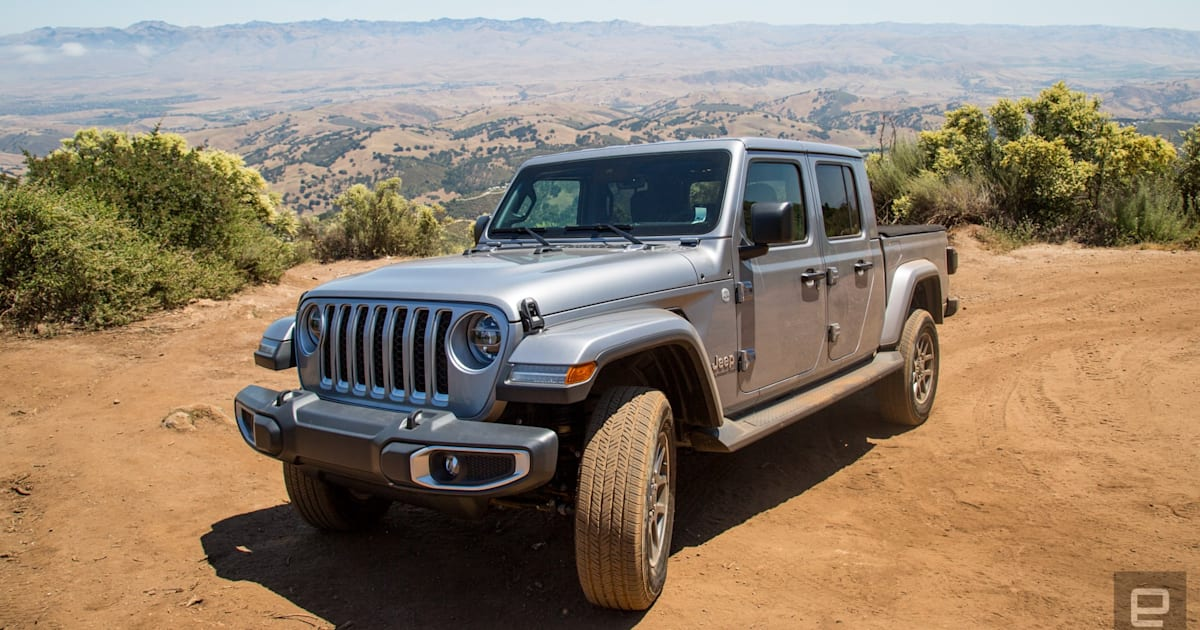 The Jeep Gladiator is for truck buyers craving adventure