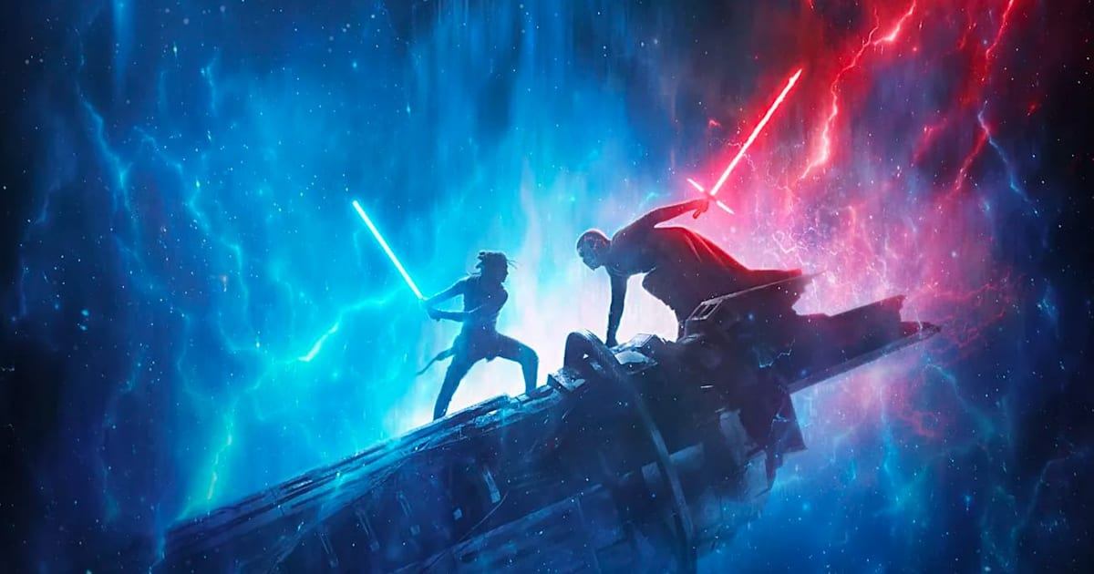 Watch the new 'Star Wars: The Rise of Skywalker' trailer 1