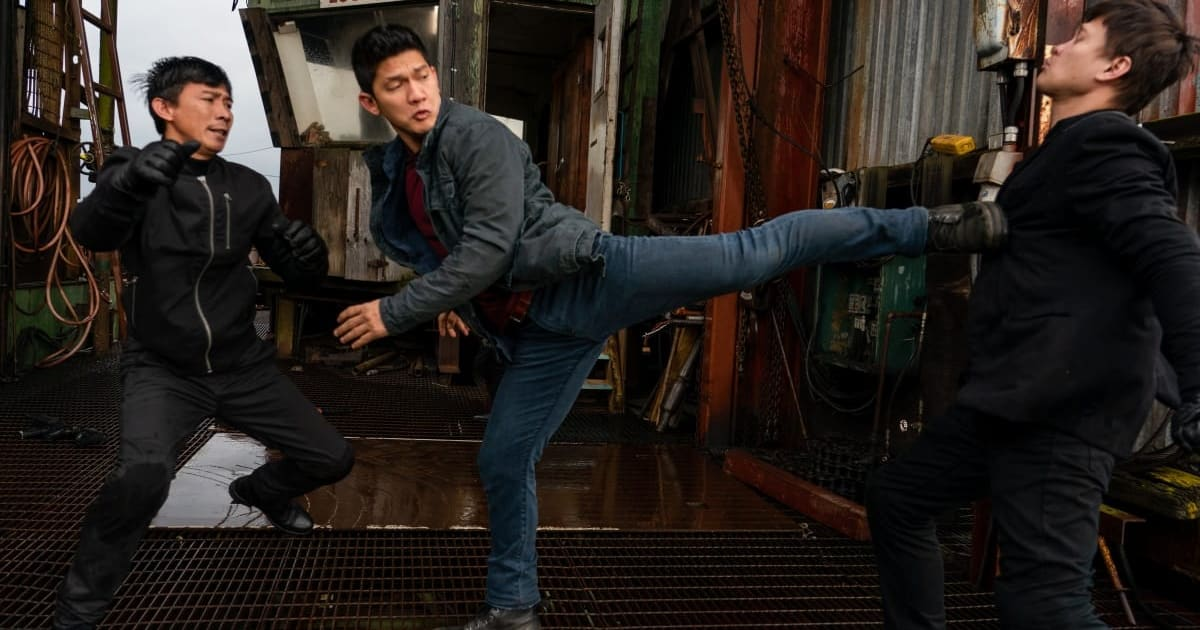 What's on TV this week: 'Wu Assassins' 1