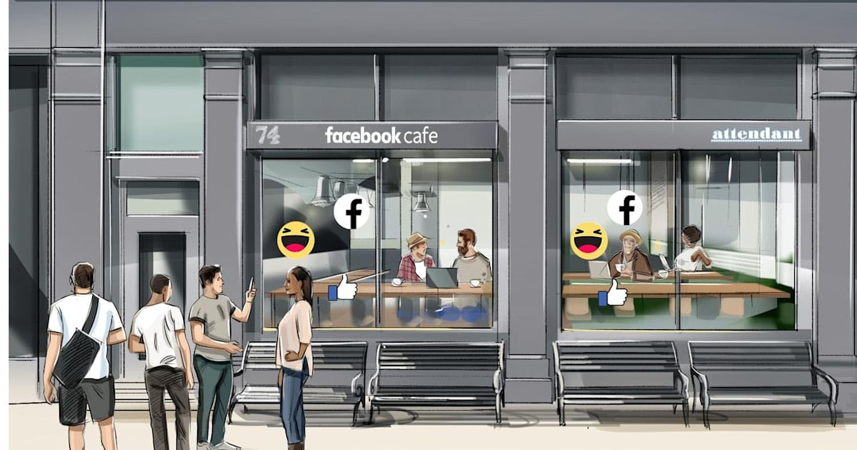 Facebook Pivots Privacy Failings into Pop-up Cafes