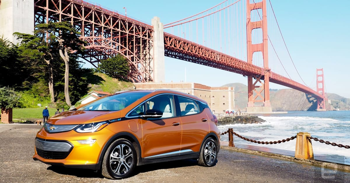 GM makes it easier to find EV charging stations with its myChevrolet app 1
