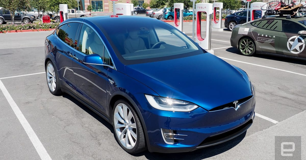 Tesla Suspension Update Helps Model S and Model X High-speed Driving