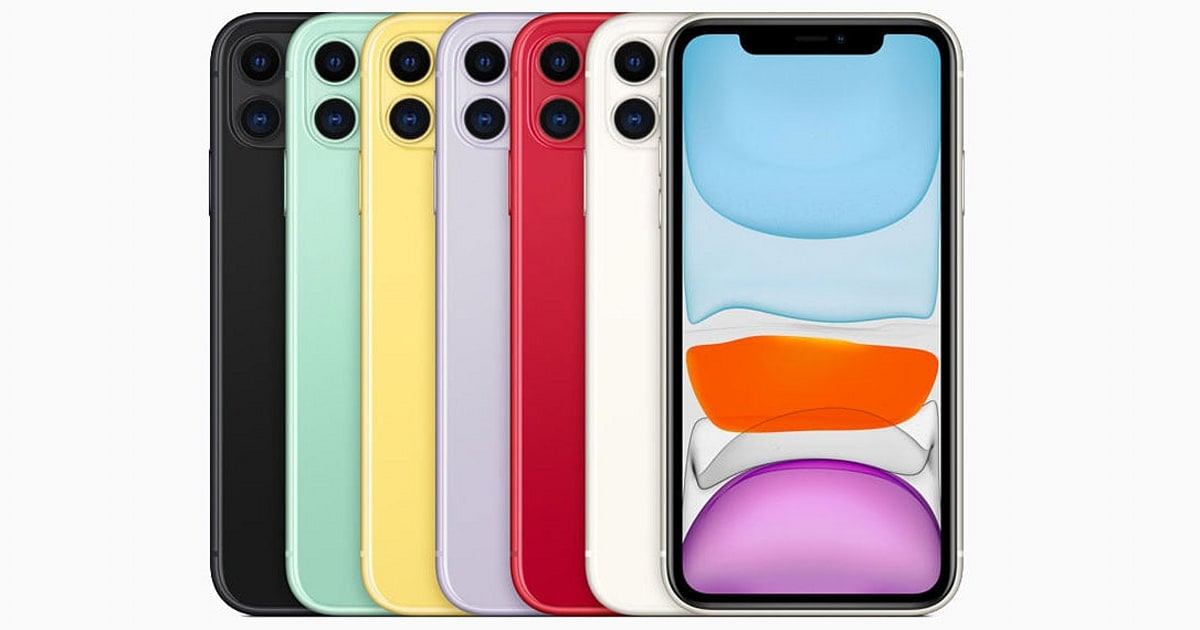 The iPhone 11 vs  the competition: The new midrange