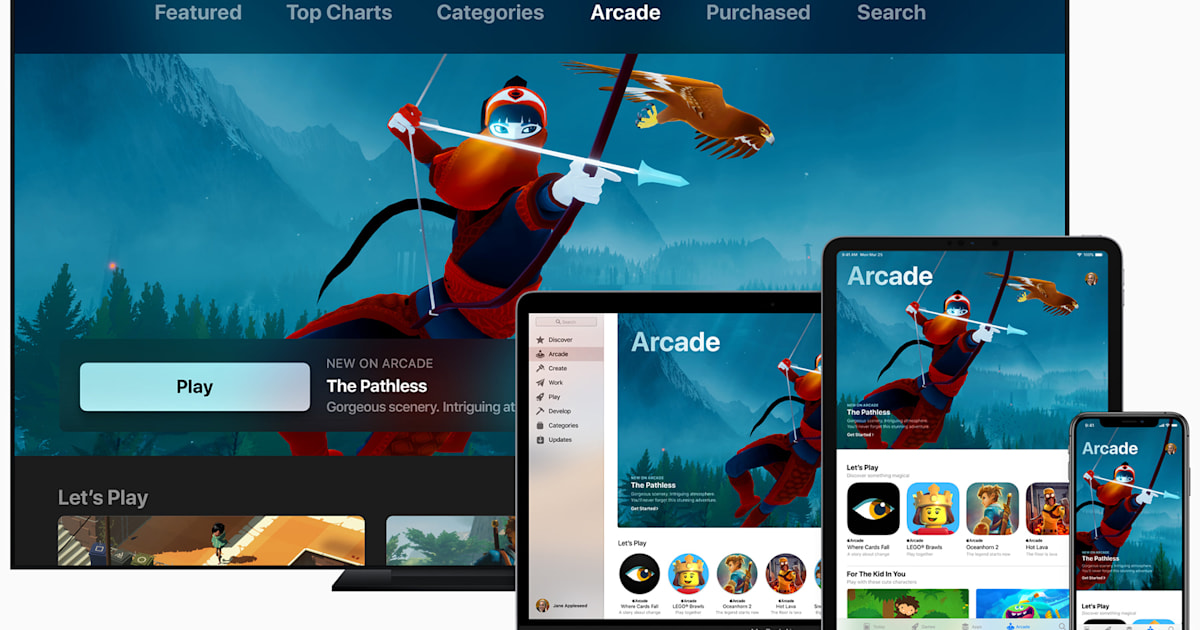 Apple Arcade will cost $4.99 per month and launch September 19th