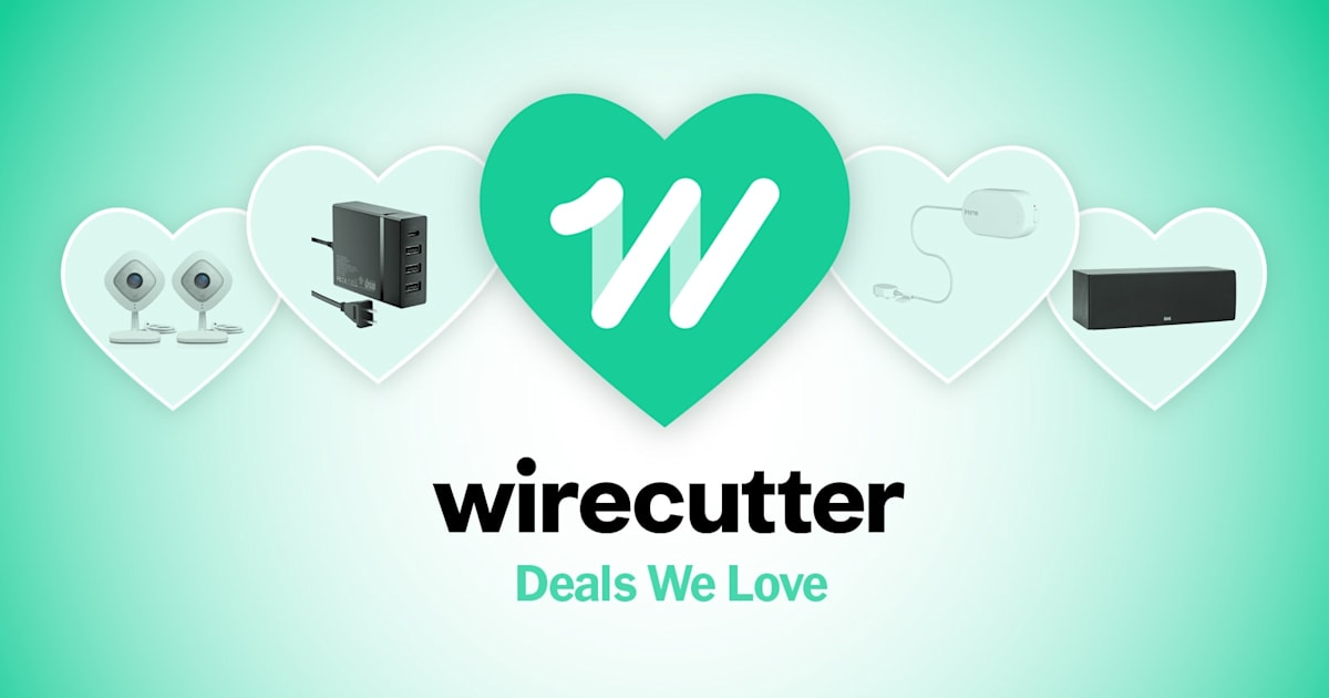 Wirecutter's best deals: Save $50 on an ELAC Debut 2.0 center speaker