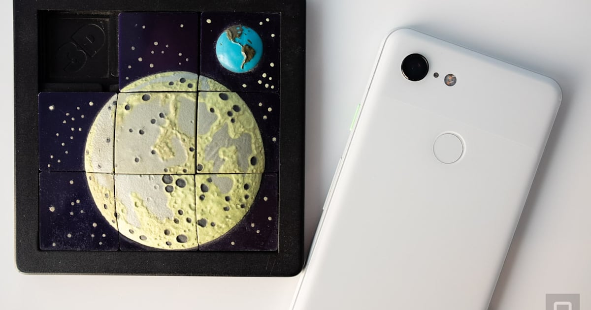 Leaked Google video reveals Pixel 4 astrophotography mode thumbnail
