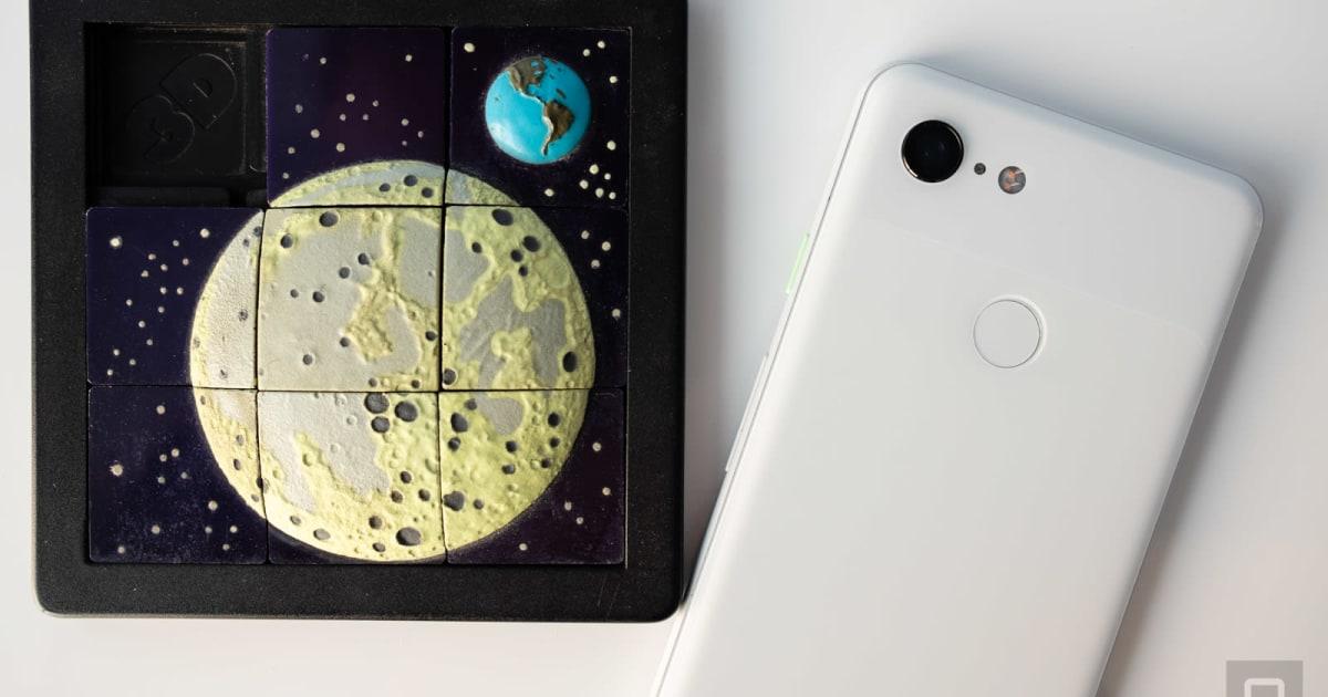 Leaked Google video reveals Pixel 4 astrophotography mode