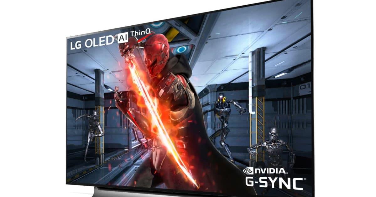 LG plugs NVIDIA G-Sync into its 2019 OLED TVs