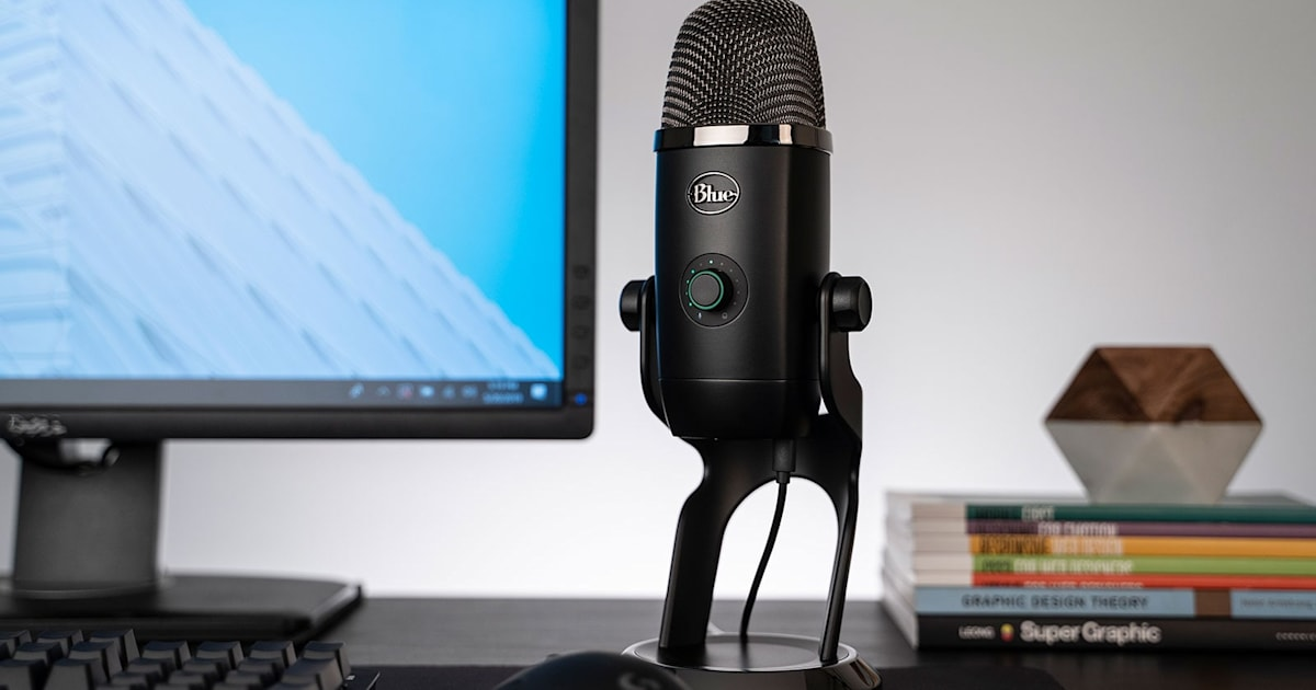 Blue's Yeti X microphone comes with everything you need to sound like a pro 1