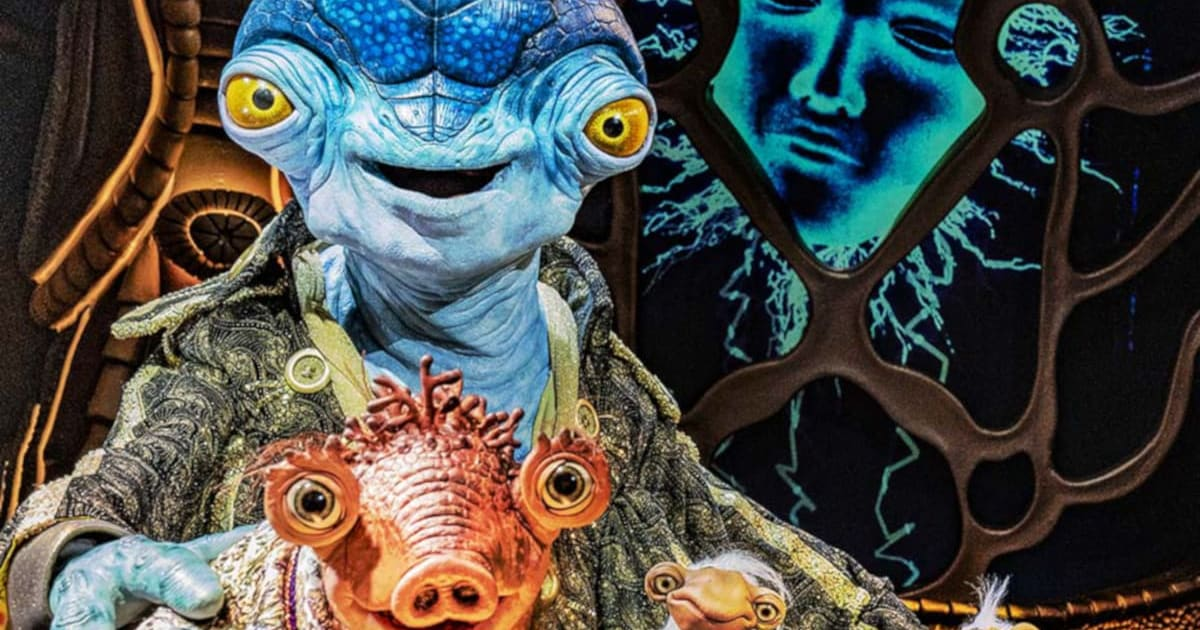 New Disney+ talk show will be hosted by a Jim Henson alien puppet