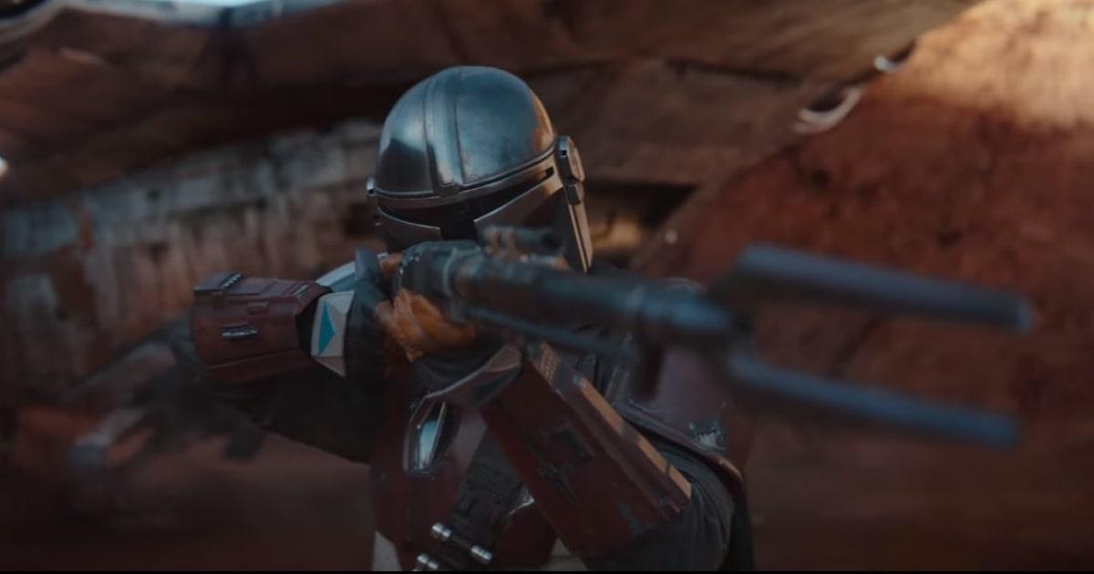 New'The Mandalorian' trailer looks like the Star Wars we're used to 1