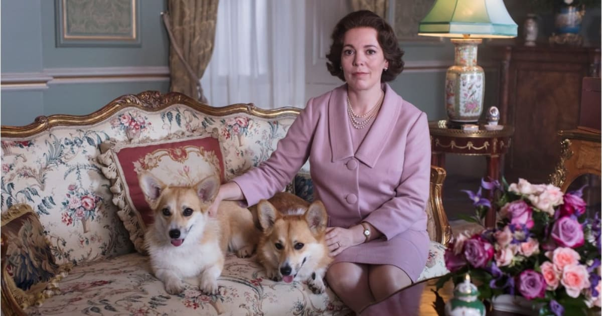 'The Crown' gets a companion podcast featuring creator Peter Morgan
