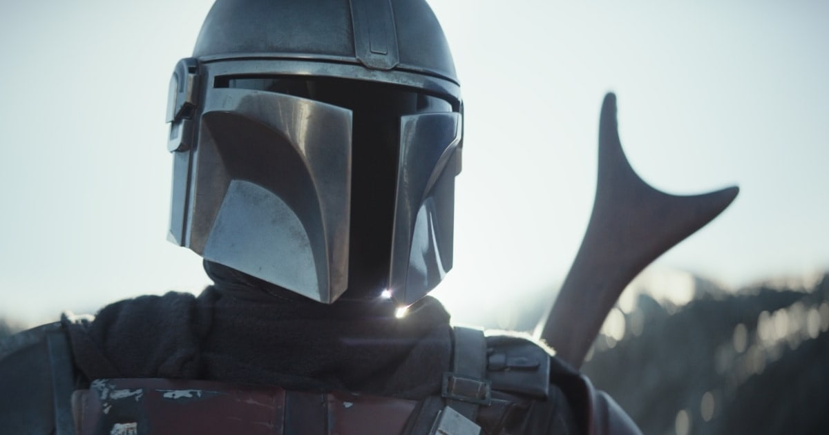 What's on TV this week: 'The Mandalorian' 1