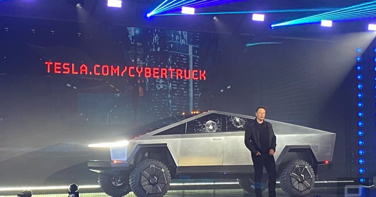 Image result for tesla cybertruck""