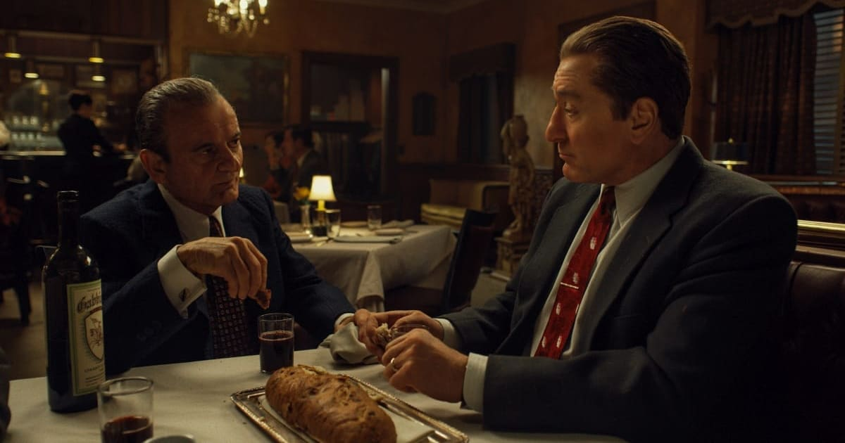 What's on TV this week: 'The Irishman'