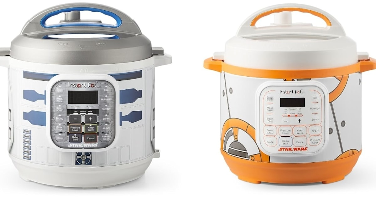 The Morning After: Meet the R2-D2 Instant Pot | Engadget