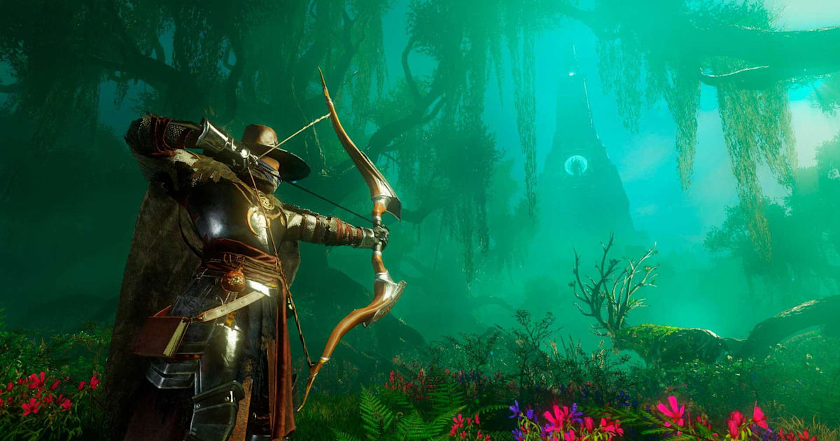 Amazon's supernatural colonialism MMO 'New World' lands in May 2020