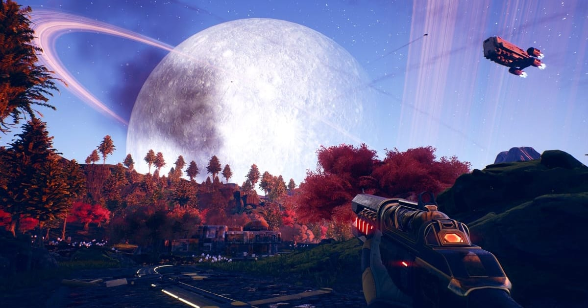 'The Outer Worlds' DLC is coming next year 1