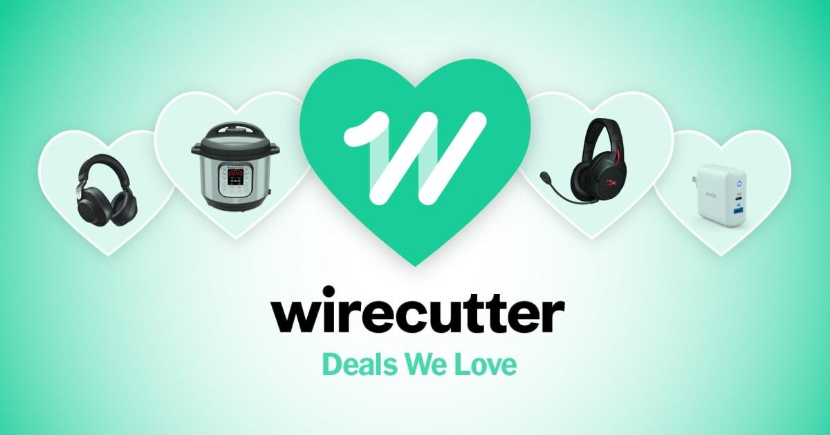 Wirecutter's best deals - Jabra Elite 85h Bluetooth headphones drop to $200