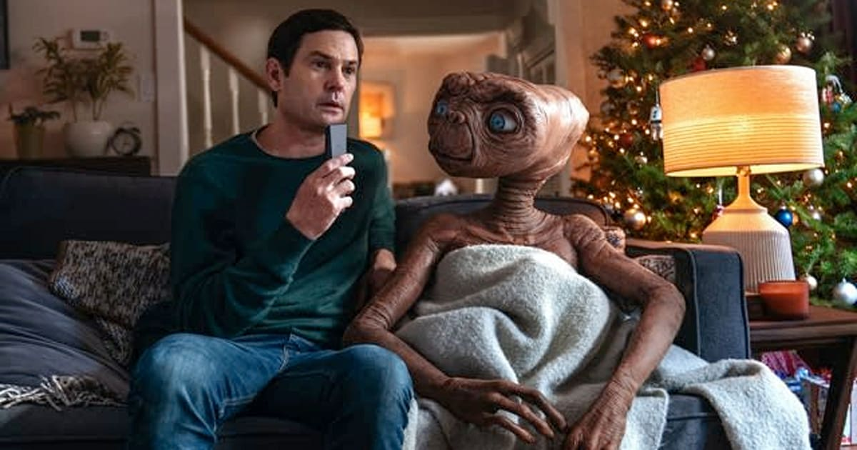 The Morning After: 'E.T.' returns to help sell Comcast services