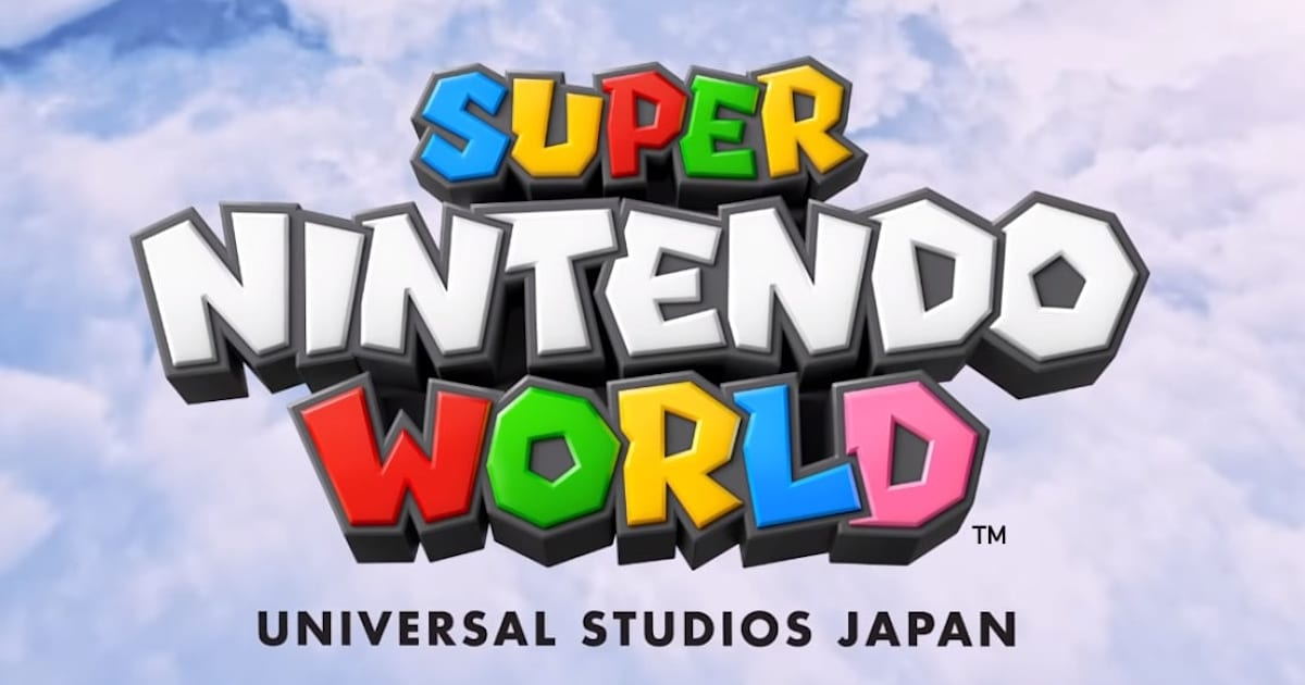 Universal Studios teases 'Super Nintendo World' with a music video