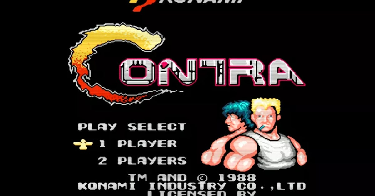 The creator of the Konami Code has died