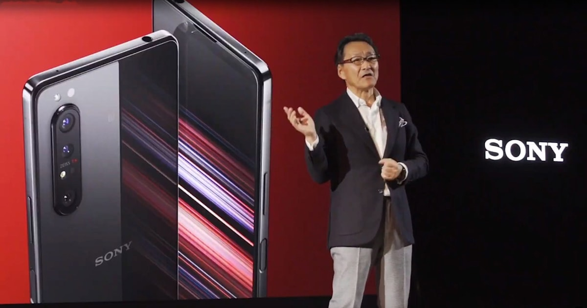 The Morning After: Sony has three new smartphones