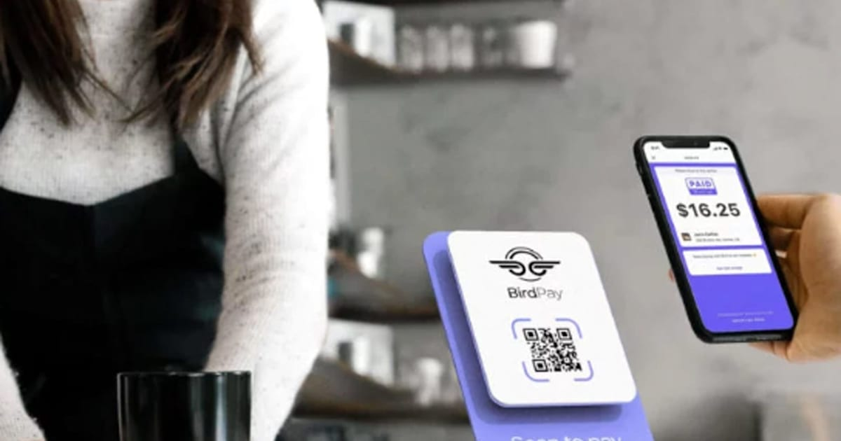 Bird wants you to make purchases through its mobile app 1