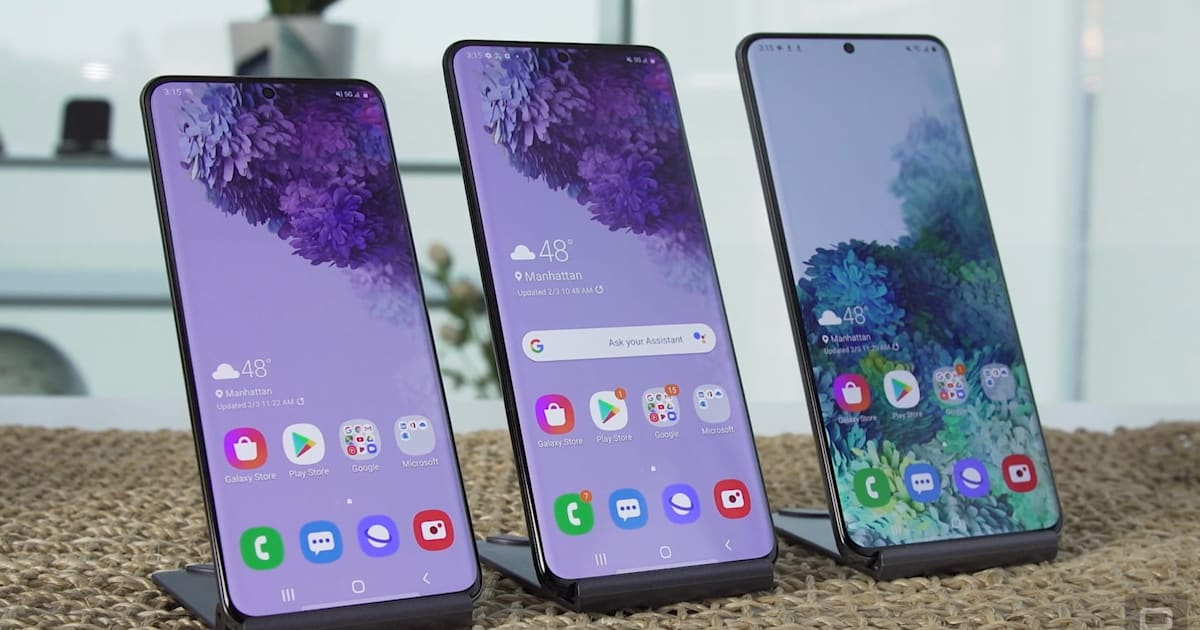 https://www.engadget.com/2020/02/11/samsung-galaxy-s20-s20-plus-s20-ultra-hands-on-5g-space-zoom/