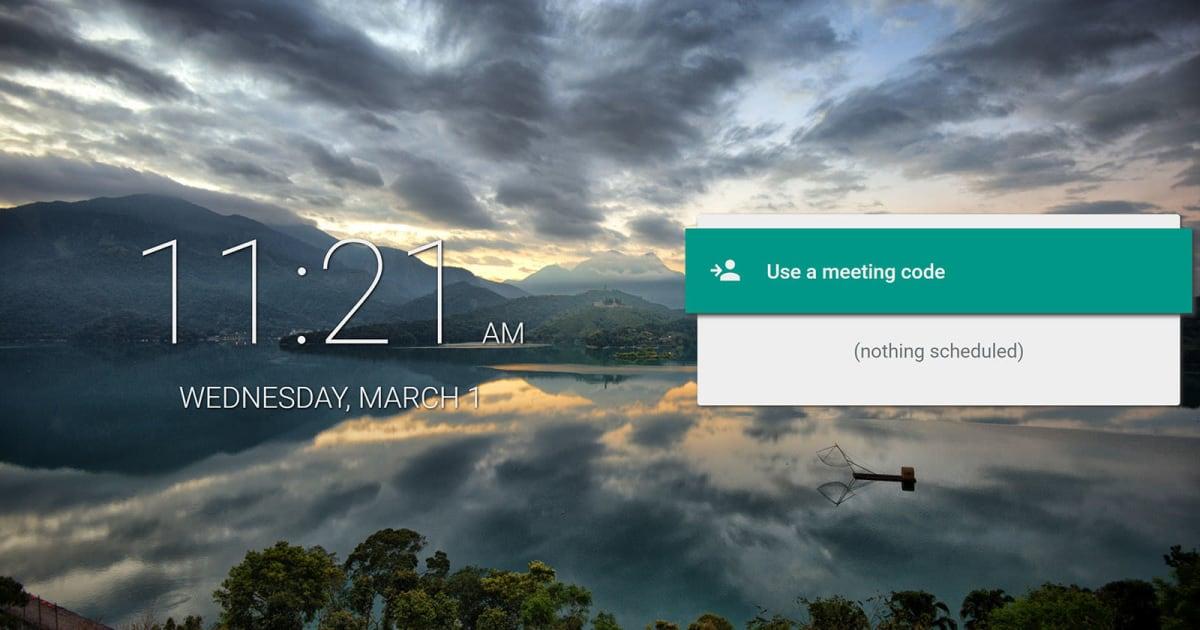 Google makes Hangouts Meet features free in the wake of coronavirus