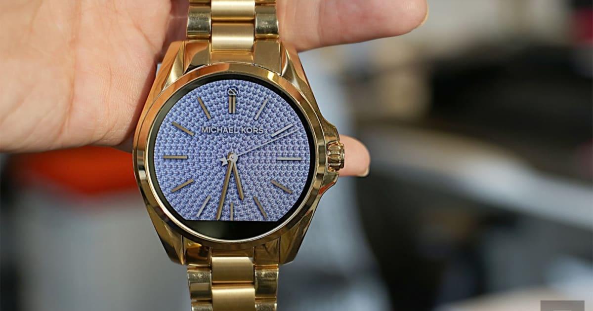 8cd5467ce20d Michael Kors Access smartwatches  value is face deep