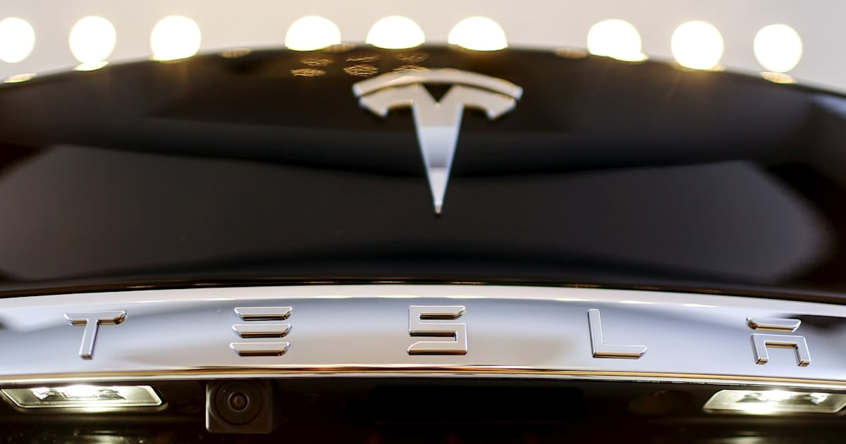 Tesla Hides Two Easter Eggs In Its Latest Software Update