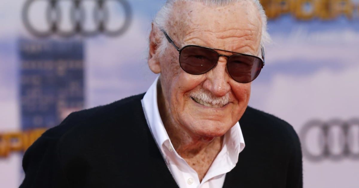 Marvel Legend Stan Lee is Creating an Original Story for Audible