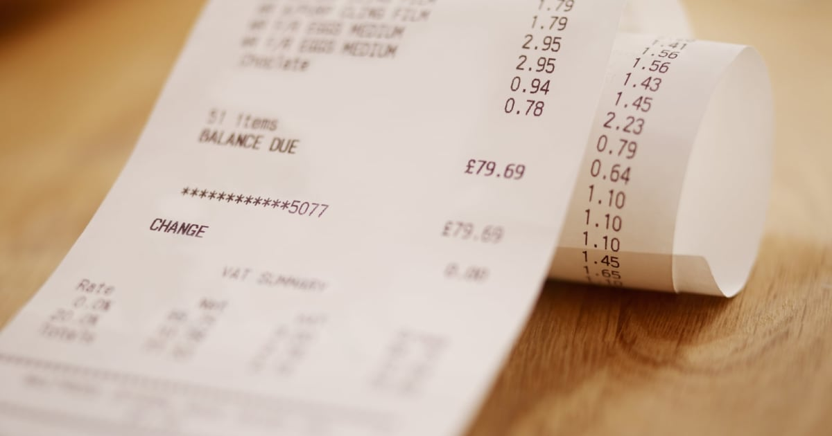 Tesco Trials Receipts Sent Directly To Your Smartphone