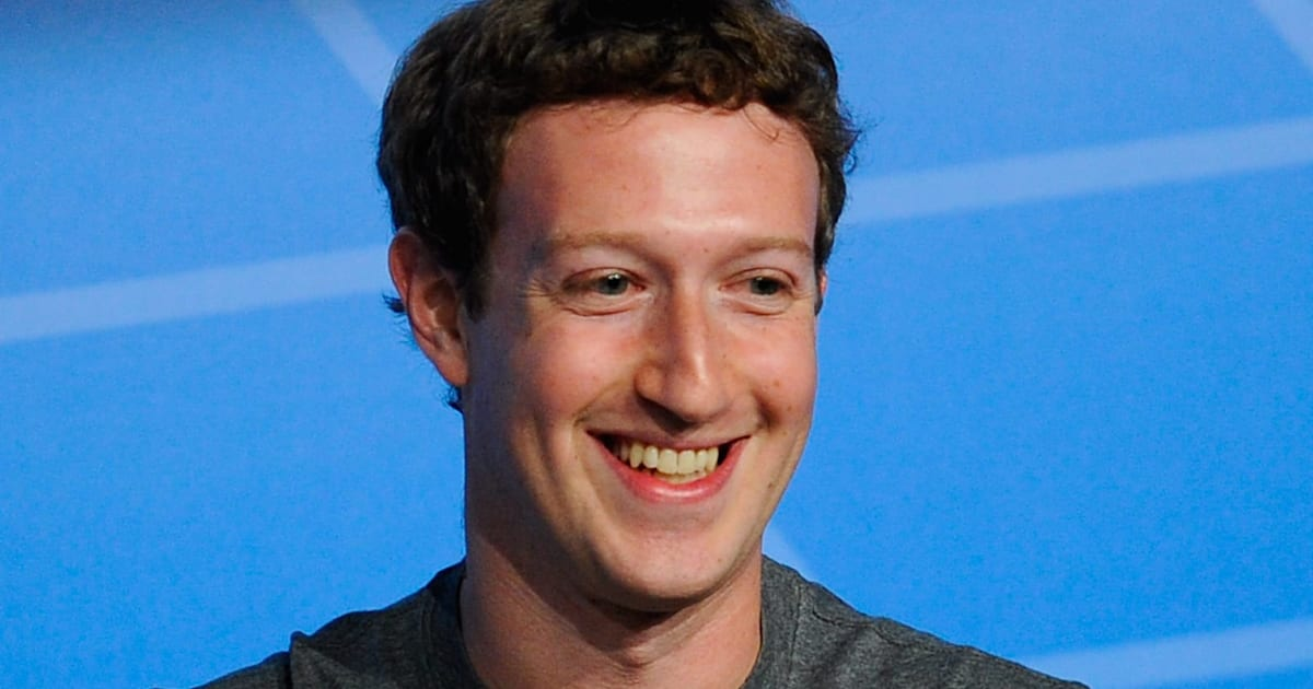 Facebook, not Presidential Ambition, is Why Zuckerberg's on Tour