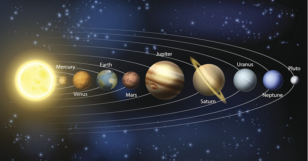 earth univeres solar system 2014