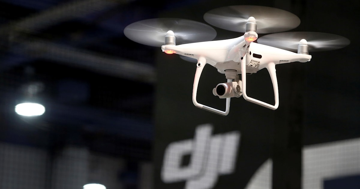 You don't have to register personal drones with the FAA anymore