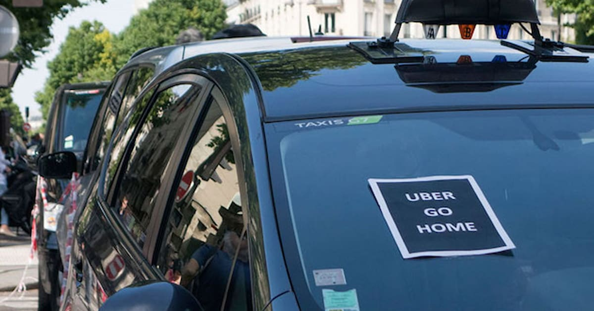 Uber responds to claims it charges what 'you're willing to pay'