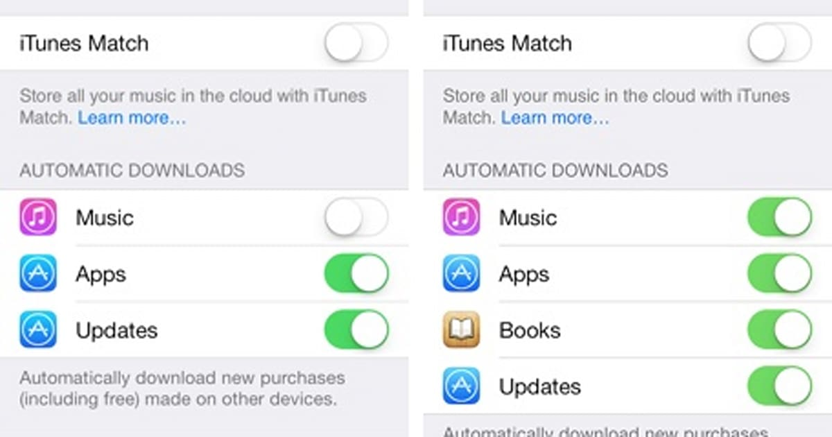 iPhone 101: How to enable automatic app, music and iBook