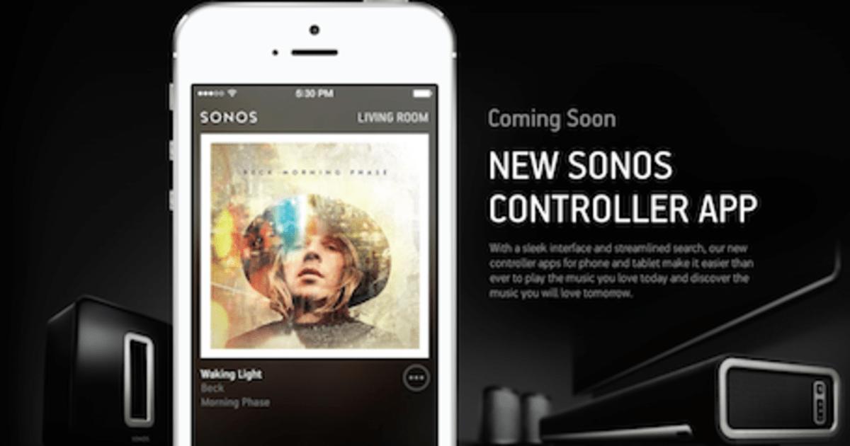 Download Sonos App Mac