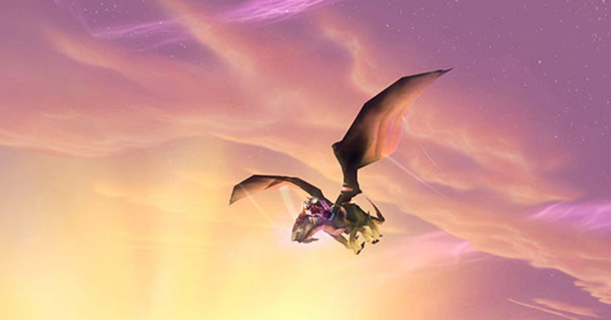 flying mounts may not be allowed in draenor until patch 61