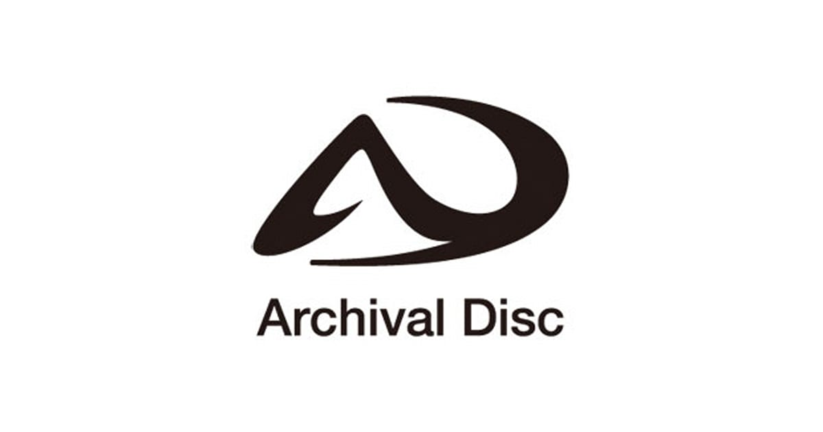 Sony and Panasonic announce the Archival Disc, a new