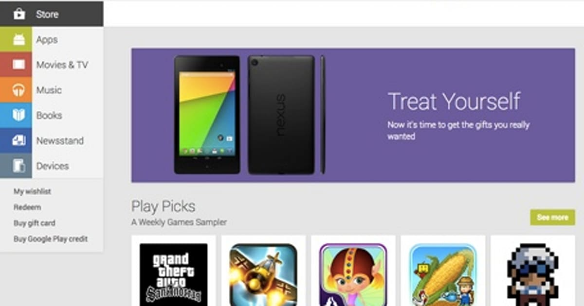 How to access Google Play music, TV shows and movies on your iOS device