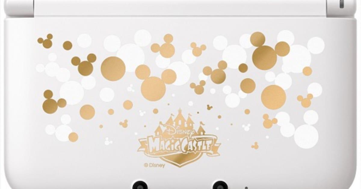 Samsclub Credit Login >> Disney Magical World 3DS XL coming to Walmart [update]