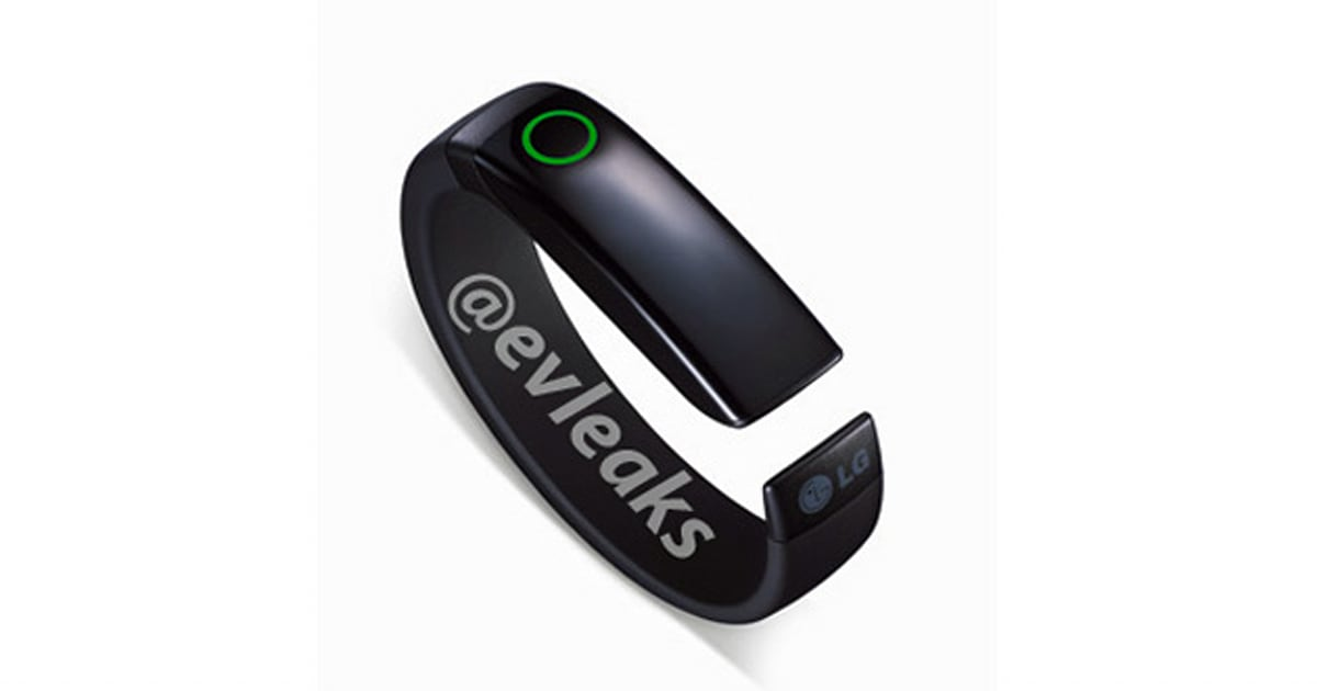 LG Lifeband Touch leak suggests fitness wearable could be