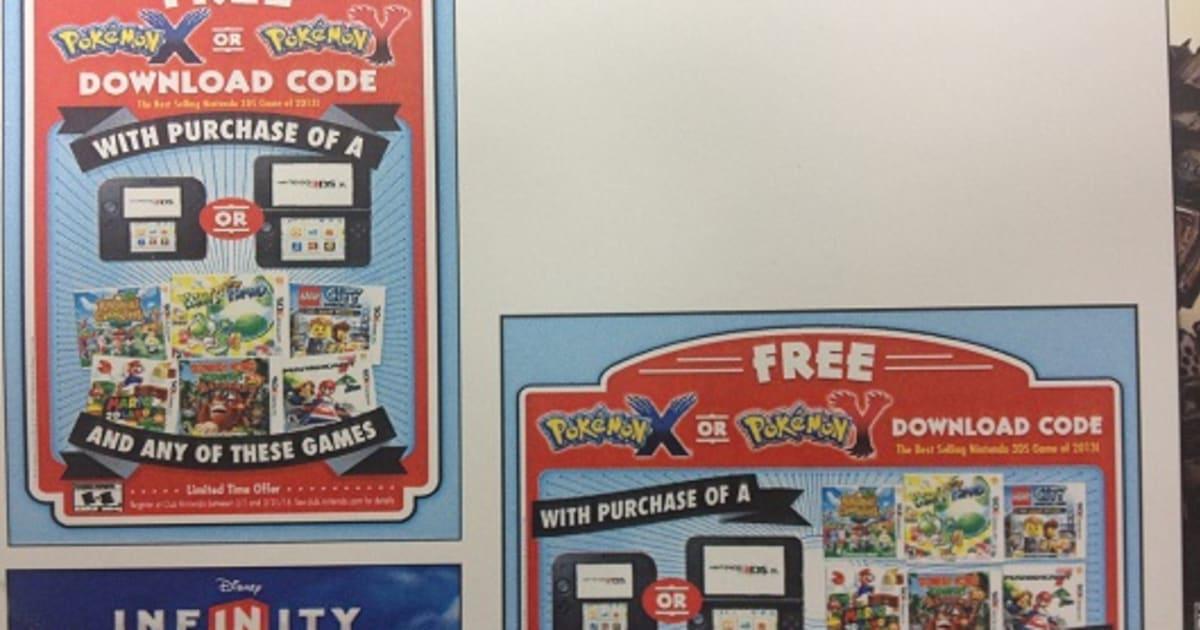 Pokemon X Room Ds