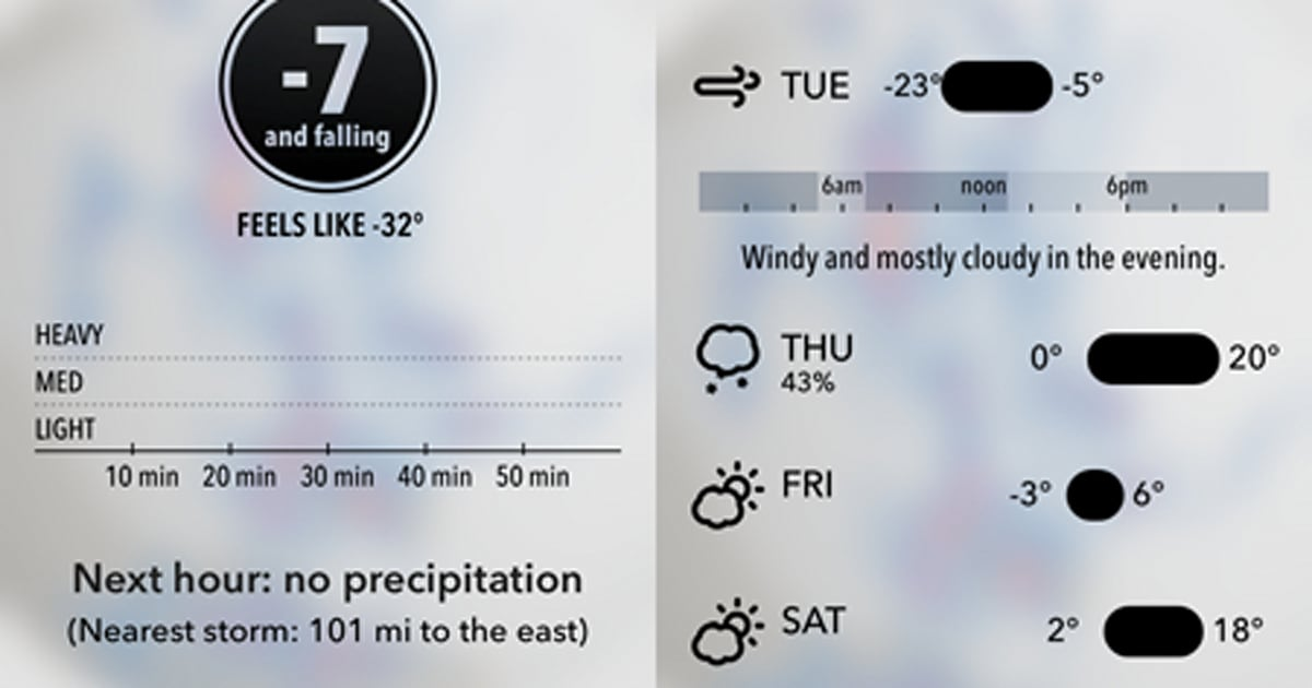 Why Dark Sky 'sold out' with a full-featured weather app