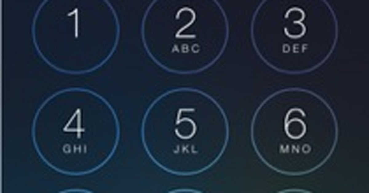 How to set up a complex passcode on your iOS device